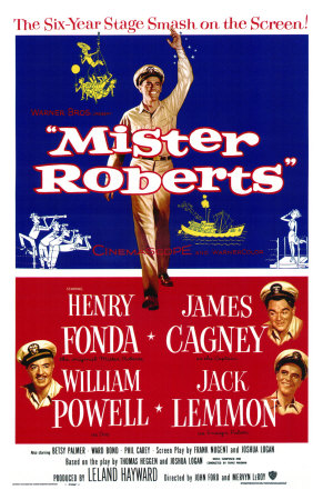 Mister Roberts, 1955