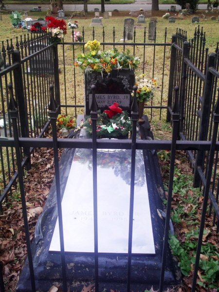James Byrd Gravesite