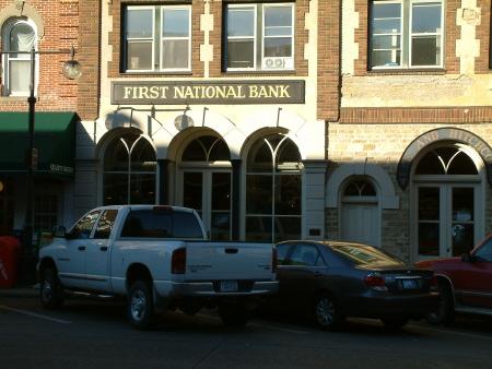 Northfield Minnesota Bank Raid