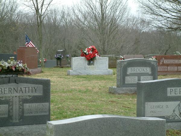 Keith Whitley Gravesite