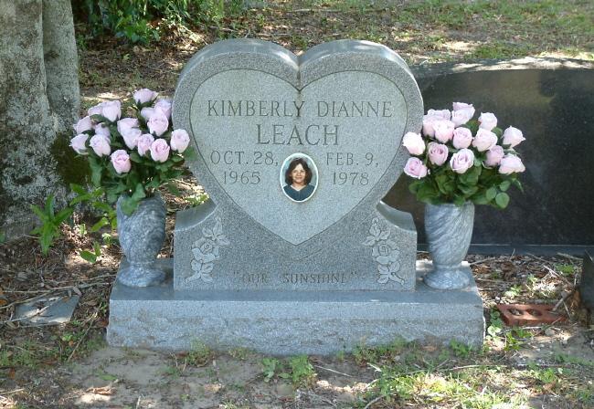 Kimberly Leach Gravesite