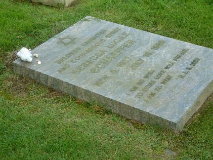 Ahavai Shalom Cemetery, Portland Oregon
