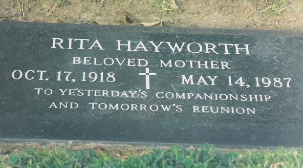 rita hayworth grave Rosetta Lenoire Grave