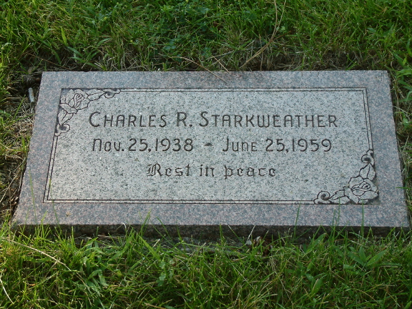 charles starkwether homicide Charles starkweather was a killer from nebraska who in 1957 went on an eight-day killing spree with his 14-year-old girlfriend by his side.